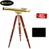 Helios 36x Fine Brass 80900 Traditional Telescope