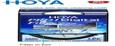 Hoya 40.5mm PRO-1 Digital UV (0) Filter