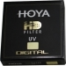 Hoya 49mm HD UV Multi-Coated High Definition Glass Filter