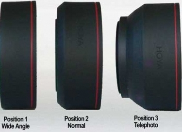 Hoya 58mm Multi Lens Hood Wide