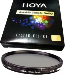Hoya 58mm Variable Density x3-400 Filter