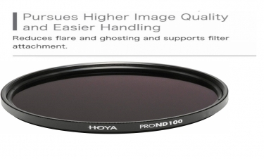 Hoya 62mm Pro ND100 Neutral Density Filter