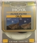 Hoya 62mm Circular Polarizer Slim Filter