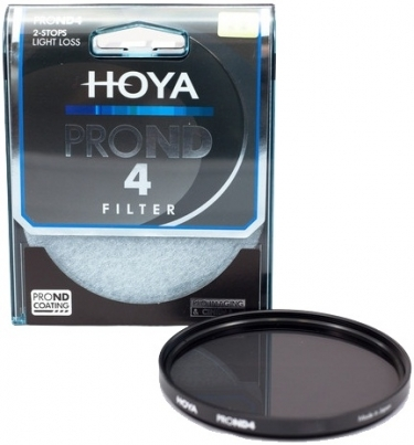 Hoya 62mm Pro ND4 Neutral Density Filter