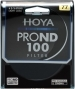 Hoya 77mm Pro ND100 Neutral Density Filter