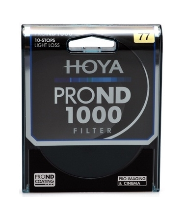Hoya Pro ND1000 Neutral Density 77mm Filter