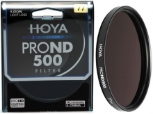 Hoya 77mm Pro ND500 Neutral Density Filter