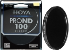 Hoya Pro ND100 Neutral Density 82mm Filter
