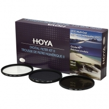Hoya 37mm Digital Filter Kit Mark II
