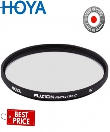 Hoya 46mm Fusion Anti-Static UV Filters