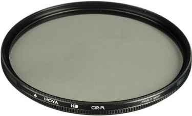 High Definition -HD- 55mm Hoya Digital Circular Polariser Filter