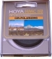 Hoya 58mm HMC Circular Polarizer Multi-Coated Glass Filter
