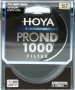 Hoya 67mm Pro ND1000 Neutral Density Filter