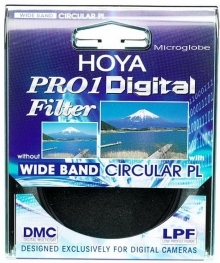 Hoya 62mm Pro1 Digital Circular Polarizing Filter