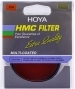 Hoya 72mm HMC Screw-in Filter - Red