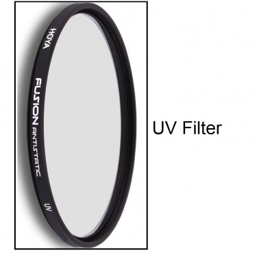 Hoya 58mm Fusion Anti-Static UV Filters