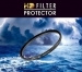Protector Hoya 55mm HD (High Definition) Digital Filter