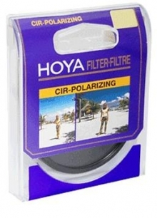Hoya 72mm Circular Polarizer Filter