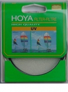 Hoya 72mm UV G series filter