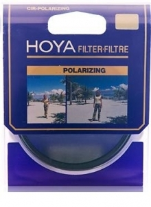 Hoya 77mm Linear Polarizer Filter