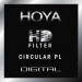 82mm Hoya Digital High Definition Circular Polariser filter