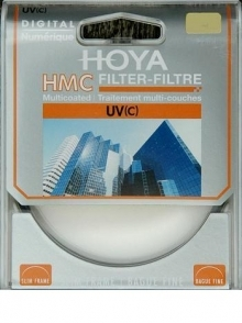 Hoya HMC 43mm Digital UV(C) Multicoated Filter