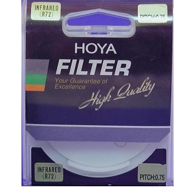 Hoya 58mm Infrared R72 Filter