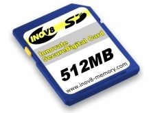 Innovate Inov8 512MB Secure Digital Card
