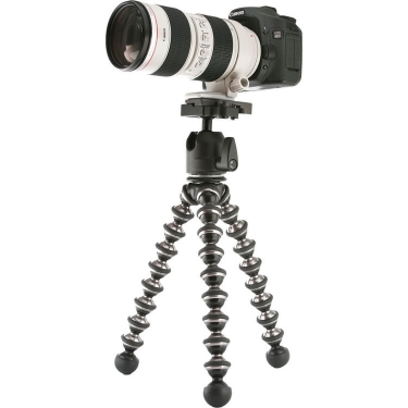 Joby Gorillapod Focus/Ballhead X Bundle Black/Gray