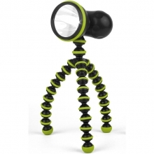Joby Gorillatorch 100 Hands-Free LED Flashlight Black/Lime Green