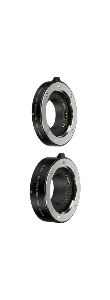 Kenko 10 and 16mm Extension Tube Set For Sony E Mount Cameras