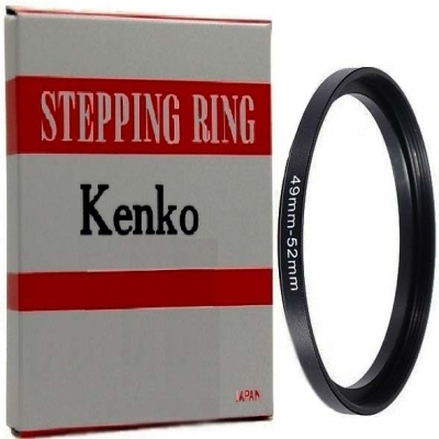 Kenko 52-49mm Step Down Adapter Ring
