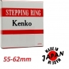 Kenko 55-62mm Step Up Adapter ring