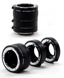 Kenko Teleplus DG Extension Tube Set 12+20+36 for Nikon AF