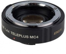 Kenko 1.4x MC4 TELEPLUS DGX Nikon-Fit