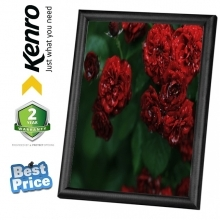Kenro 12x10-Inch Frisco Photo Frame - Black