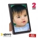 Kenro 40x50 cm Frisco Photo Frame - Black