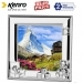 Kenro 4x4-Inch Baby Silver Gift Photo Frames