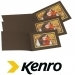 Kenro 7x5 Landscape Slip In Photo Folders Brown- Pack Of 50