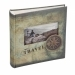 Kenro 7x5 Inch Compass Design Holiday Memo Album 200