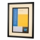 Kenro 7x5-Inch Ambassador Series Photo Frames Black