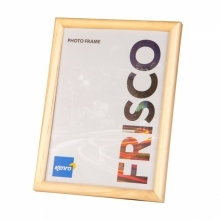 Kenro 7x5 Inch Frisco Wood Natural Frame