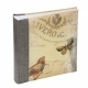 Kenro 7x5-Inch Summer Breeze Bird Design Photo Album 200