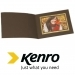 Kenro 8x10 Landscape Slip In Photo Folders Brown- Pack Of 10