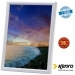 Kenro 8x12 Inch Frisco White Photo Frame