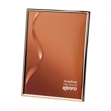 Kenro 8x6-Inch Symphony Classic Copper Coloured Frame