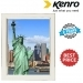 Kenro 8x6 Inch Whisper Classic Photo Frame - White Inlay