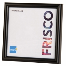 Kenro 8x8-Inch Frisco Square Photo Frame - Black