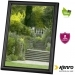 Kenro 9x6-Inch / 23x15cm Frisco Photo Frame - Black