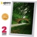 Kenro 9x6 Inch Frisco White Photo Frame